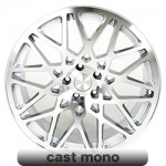 rotiform cast mono