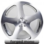 rotiform forged mono
