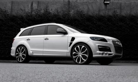 """LEXANI LUST 24"""" x Audi Q7"""