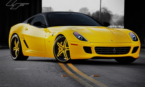 """LEXANI LF-S01 22"""" x Ferrari 599"""