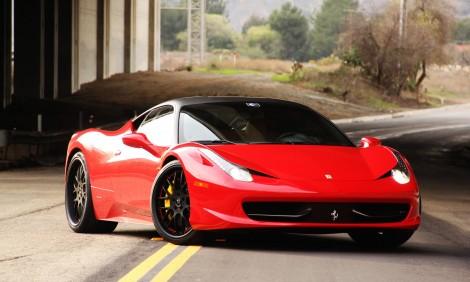 """LEXANI LF-S02 22"""" x Ferrari 458"""