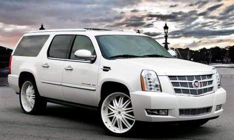 "LEXANI LX-10 26"" x Cadillac Escalade"