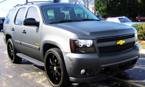 "LEXANI LX-9 26"" x Chevrolet Tahoe"