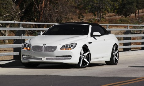 "LEXANI R-FOUR 20"" x BMW 6 Series"