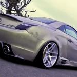 2001 Lexus SC x forgiato original dieci-c