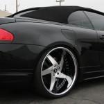 2003 BMW 6 x forgiato original veccio