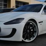 2007 Maserati Gran Turismo x forgiato concavo