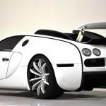2012 Bugatti Veyron x forgiato 2.0 F2.02 21x9.5 22x13