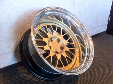 Rotiform Forged race SJC