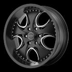 KM755 Black