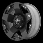 XD☆SERIES XD775 ROCKSTAR Black Reverse