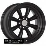 XXR 537 Flat Black