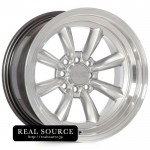 XXR 537 Hyper Silver
