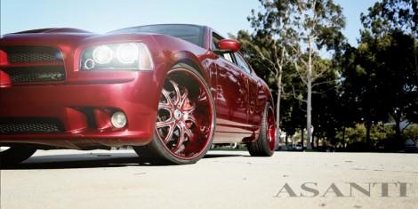 Dodge Charger SRT8 AF150