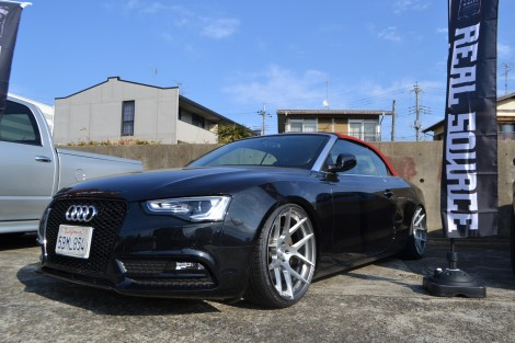 BC Forged HB05 Audi A5