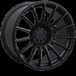XXR 550 Flat Black
