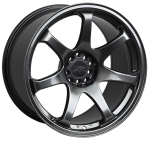 XXR 551 Chromium Black