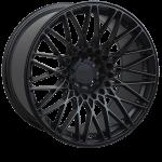 XXR 553 Flat Black