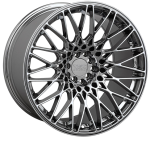 XXR 553 Platinum