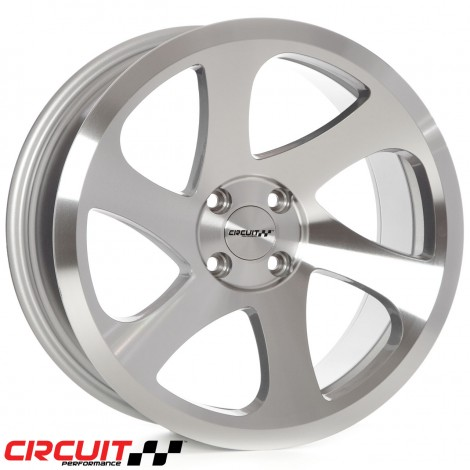 Circuit Performance CP11 Machined Silver