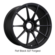 XXR 527 Forged Flat Black
