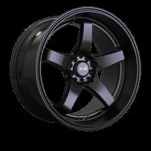 XXR 555 Flat Black