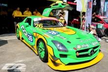 D2 Racing Mercedes