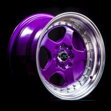 NC010 Candy Purple Machined Lip