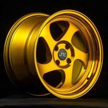 JNC034 Transparent Gold