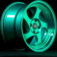 JNC034 Transparent Green