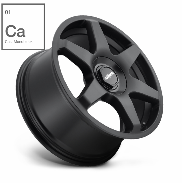 rotiform Cast Wheels