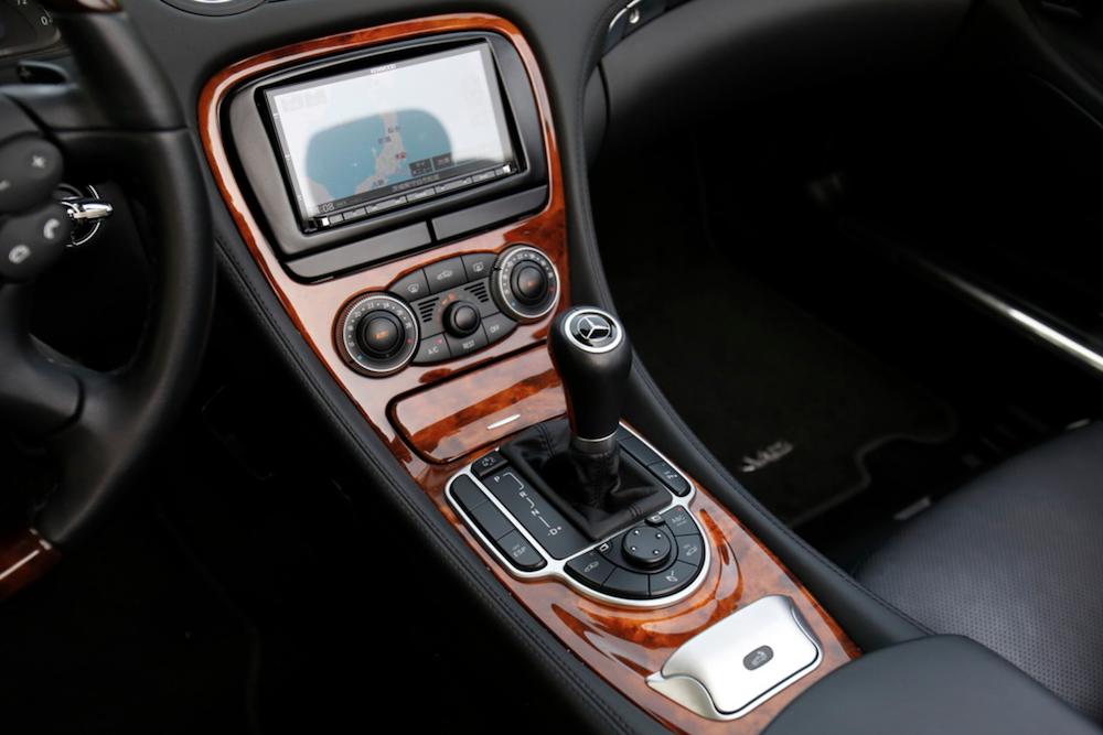 Mercedes Benz SL600